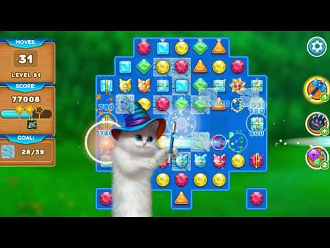 Cute Cats: Magic for PC (2020) - Free Download for Windows 10/8/7