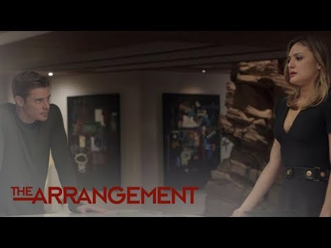 Kyle West & Megan Morrison Get Into a Yelling Match | The Arrangement | E!
