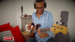Satisfaction (Georges Décimus) // Bass cover by Eric Delblond