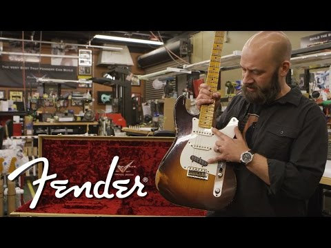 "Gene Baker Founders Design ""Stellacaster"" 