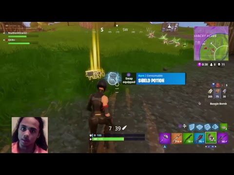 Late Night Fortnite battle royale SOLO 100 wins on the way no lag?