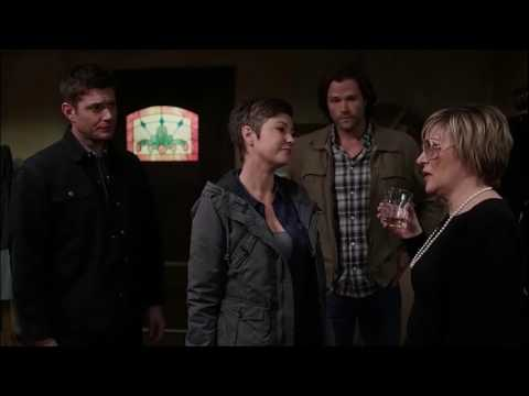 Supernatural s12 - Asa Fox wake