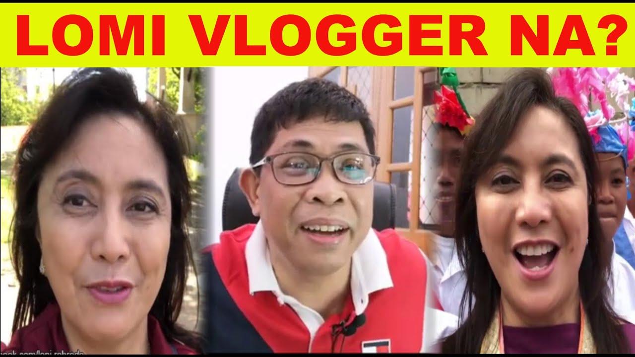 Download LOMI VLOGGER NA? MAGSASARADO NA KASI ABS-CBN NA LAGING NAG-IINTERVIEW SA KANYA - Dante
