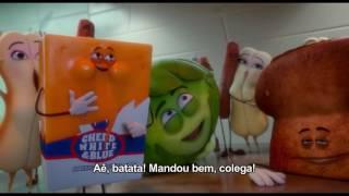 Festa da Salsicha - Trailer Legendado