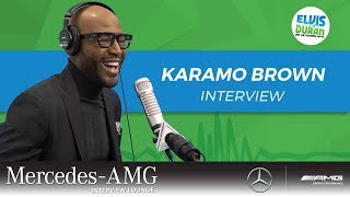 Karamo Brown's Book Has Stories His Family Didn't Want Him to Tell | Elvis Duran Show
