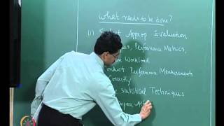 Mod-01 Lec-01 Introduction to performance evaluation of computer systems