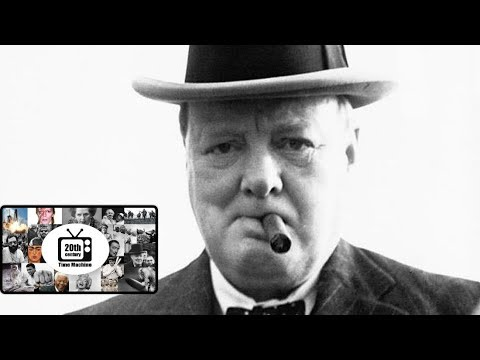 "Winston Churchill: ""The Greatest Briton of All Time"""