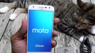 Moto Z Play Unboxing and First Impressions