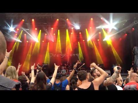 Persefone - Mind as Universe [Live at Metaldays - Tolmin, Slovenia 27.7.2017]
