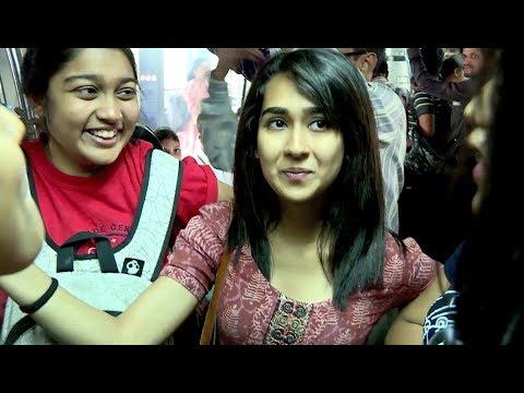👧🚇🇮🇳 Girl Power On The Bangalore Metro