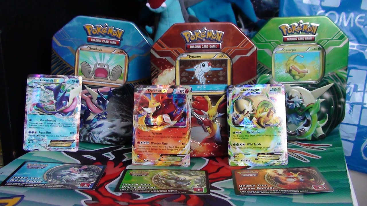 Pokemon 2014 Ka... Pokemon Chesnaught Card