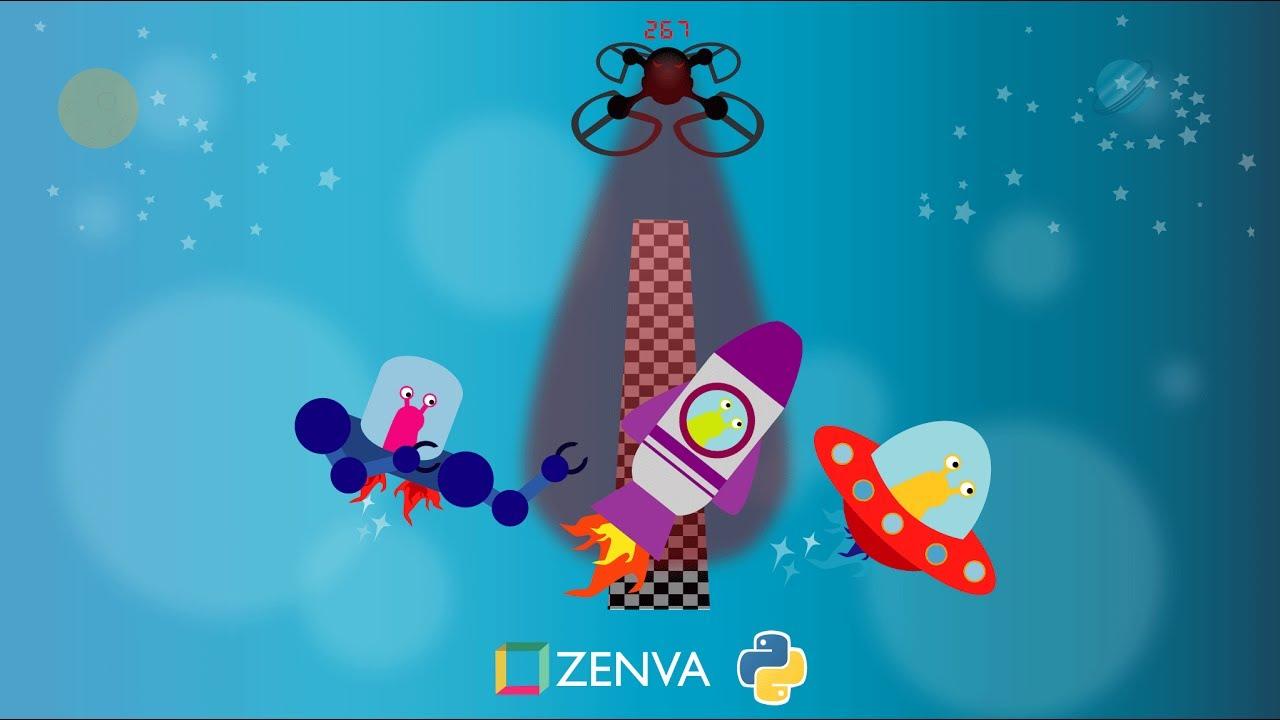Web Class: Introduction to Optical Flow – Zenva | Python Machine