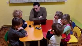 Занятия по Lego робототехнике