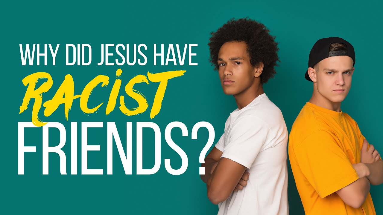 It Is Written - Jesus and Racism