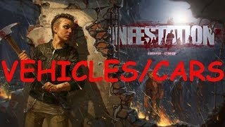 [PC] Infestation : Survivor Stories -  FIRST LOOK & TEST - Vehicles/Cars   Gameplay
