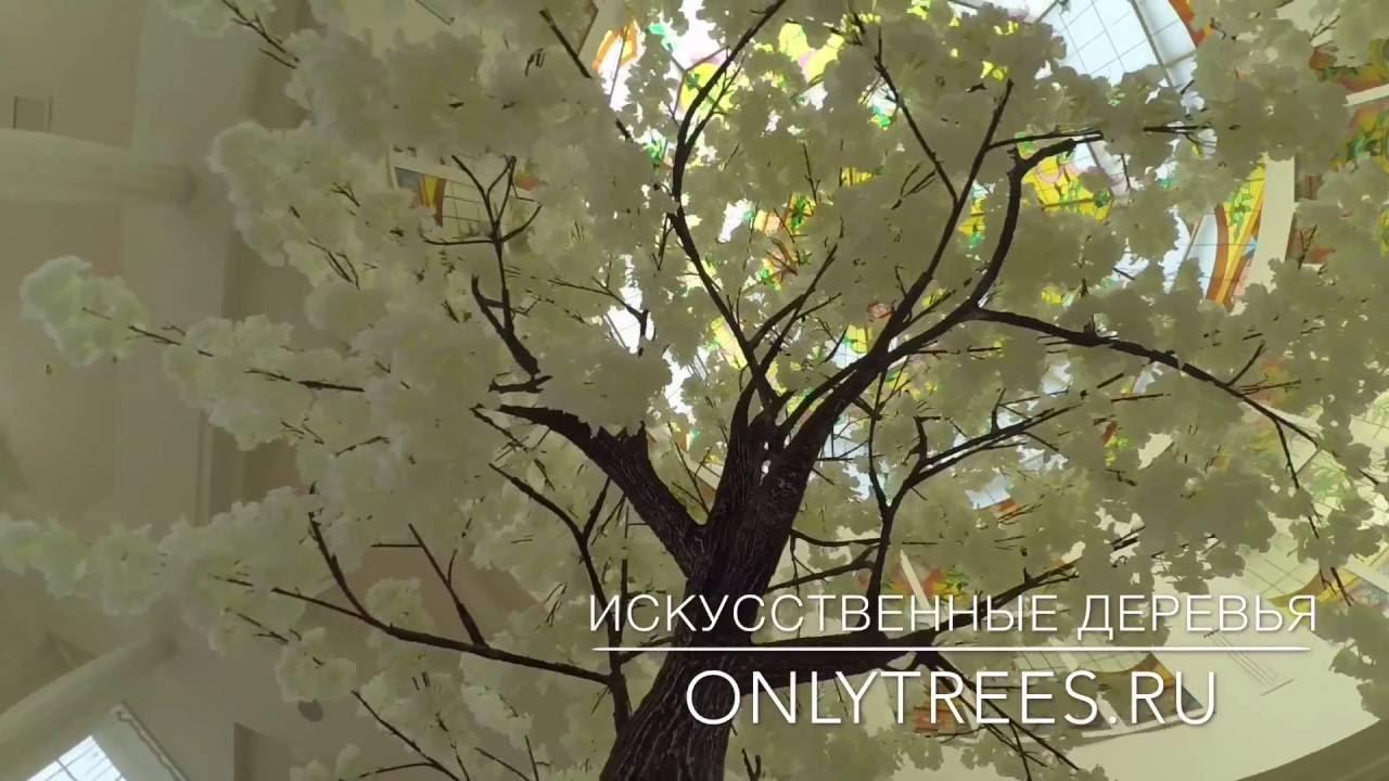 Как сделать большие деревья своими руками фото 495