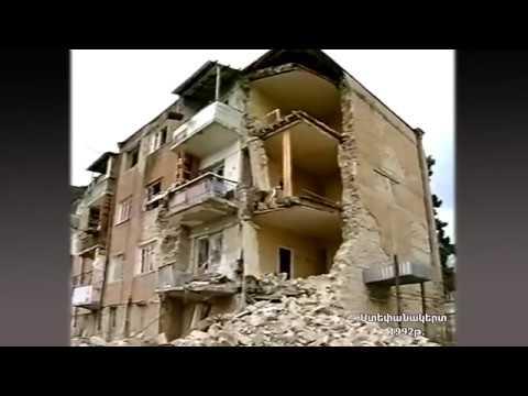 Фильм «Осажденные».  Прорыв блокады Степанакерта