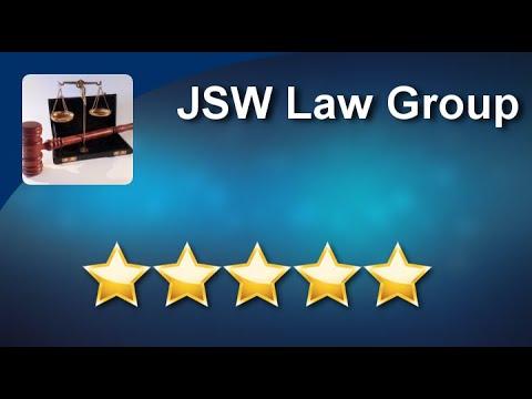 JSW Law Group Johns CreekExceptionalFive Star Review by Joy Hernandez