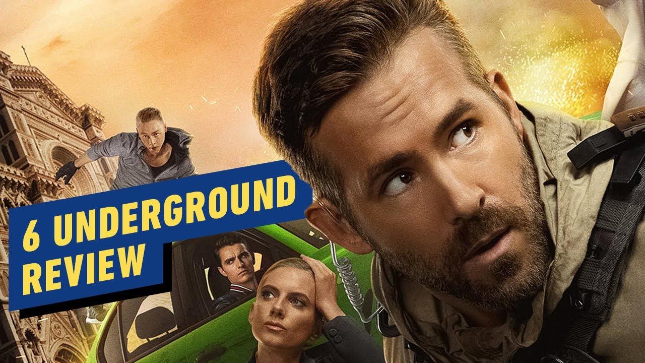 Netflix S 6 Underground Review Youtube
