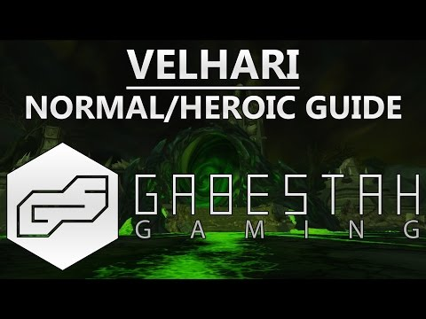 Normal/Heroic Tyrant Velhari Guide