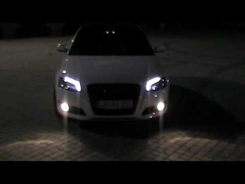 audi a3 sportback coming home leaving home
