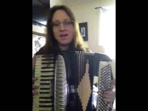I Have Decided (hymn accordion cover)