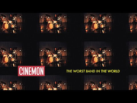 Cinemon - The Worst Band in the World feat. Mikołaj Trzaska (official video) from YouTube · Duration:  6 minutes