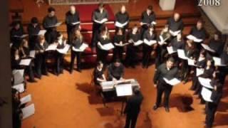 Coro de Cámara Molto Allegro - Pange lingua, Kodaly -