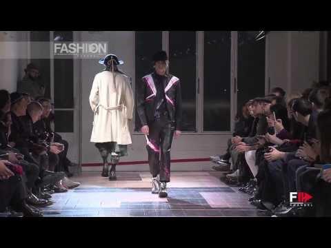 """YOHJI YAMAMOTO"" Full Show Autumn Winter 2014 2015 Menswear Paris by Fashion Channel"