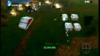 Elements of Destruction Gameplay