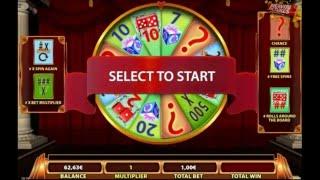 Epic Monopoly II - Around The Board BIG WIN!