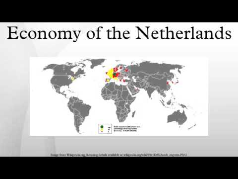 Economy of the Netherlands