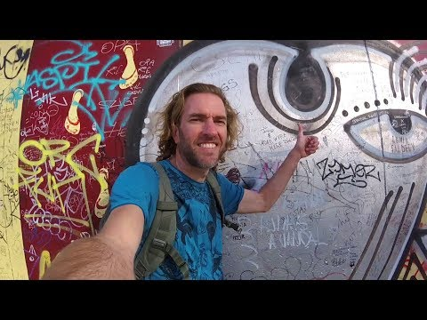 One Day in Berlin, Germany: Visiting the Historic Berlin Wall