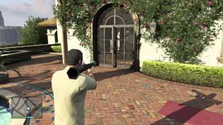 GTA V: Micheal Kills Tracey For Ignoring Him