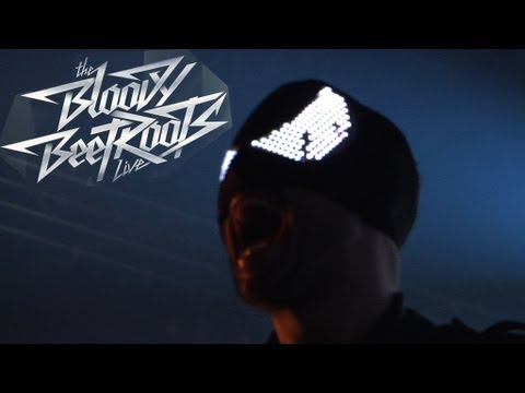 The Bloody Beetroots live - Rocksteady (Panoramas 2013)