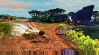 Madagascar: Escape 2 Africa meet the animals video game trailer - X360 Wii PS3 PS2 PC DS