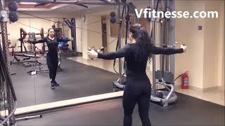 Упражнения на плечи как накачать