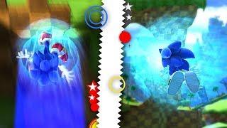 Sonic Generations : Broken Physics