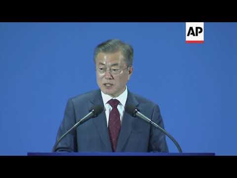 Moon: Kim hopes to resume denuclearization talks, meet Trump