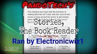 """EW1 Runs """"Stories, The Book Reader virus"""""""