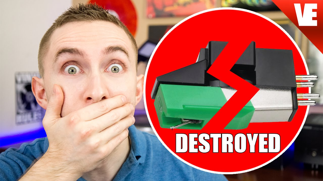 How I Destroyed My Record Needle Youtube