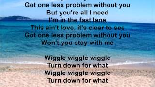 Summer pop medley 2014 - Sam Tsui & Kurt Hugo Schneider - lyrics