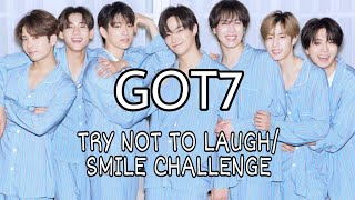 GOT7 Funny and Cute Moments! Try not to Laugh or Smile!!!