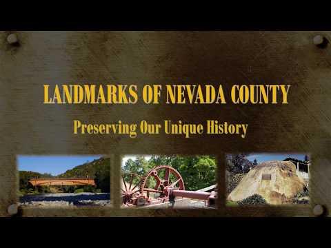 Landmarks of Nevada County