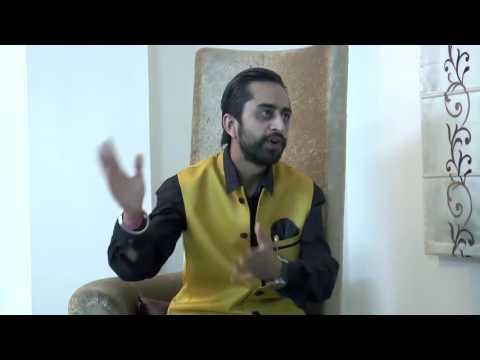 TSR'S GEN-NEXT INDIA'S YOUNG GUN 'KAVI-E-ARJUN  with CHIEF EDITOR GIRISH SURI