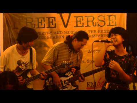 The General Strike  - Pugon (Free Verse Event, August 14, 2015) @Taas Cafe
