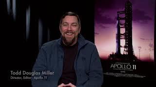 Apollo 11  Todd Douglas Miller Interview Edit