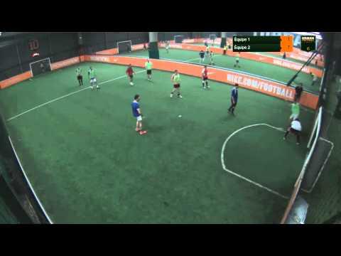 Urban Football - Aubervilliers - Terrain 10 le 18/03/2015 à 20:04