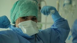 Un film pour les soignants du CHSF de Corbeil-Essonnes