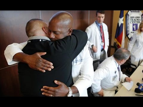 Race & Policing: Black Surgeon Who Treated Dallas Officers Speaks Out